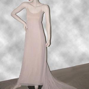 VERA WANG  Champagne Wedding Gown Dress